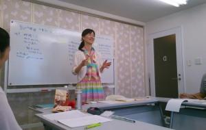 コーチングセミナー 中村暁子コーチ